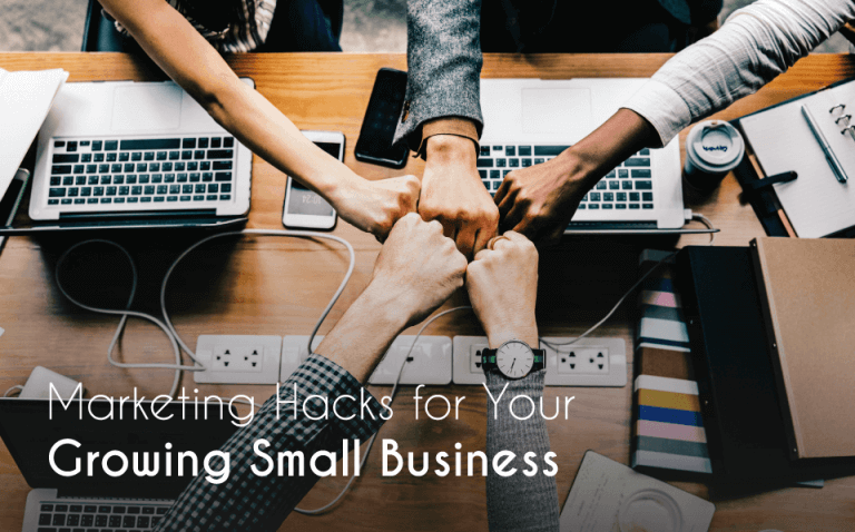 Marketing Hacks for Your Growing Small Business - Eylean Blog